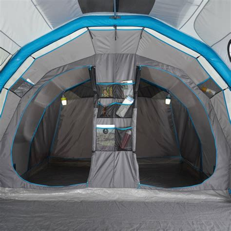 tente 3 chambre air seconds 6 3 xl tent room decathlon