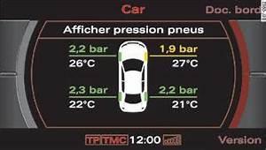 Temoin Pression Pneu : affichage pression pneu sur rnse audio lectronique embarqu e forum audi a3 8p 8v ~ Medecine-chirurgie-esthetiques.com Avis de Voitures