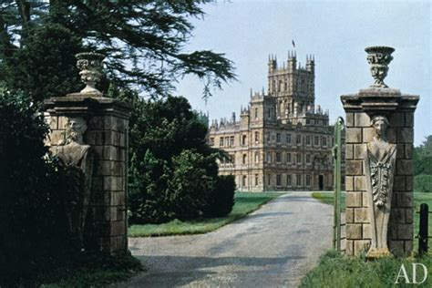 Highclere Castle A Look At The Real Downton Abbey