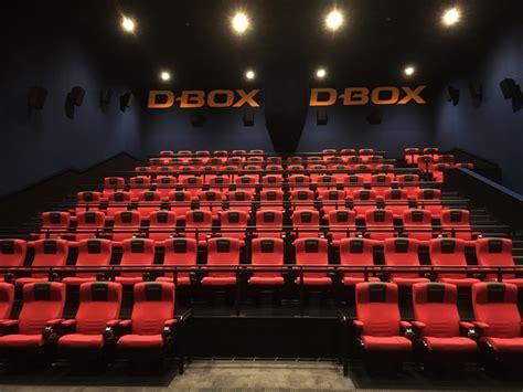 D-BOX   Movie Theatres