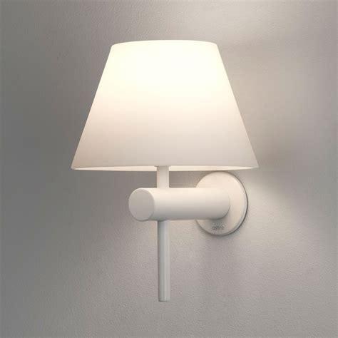 astro lighting 8034 roma ip44 bathroom wall light in matt