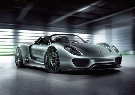 Porsche Car : Porsche 918 Spyder Purchase Price To Nudge 0,000