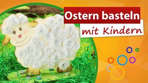 ostern mit kindern basteln ostern basteln mit kindern osterschaf basteln trendmarkt24
