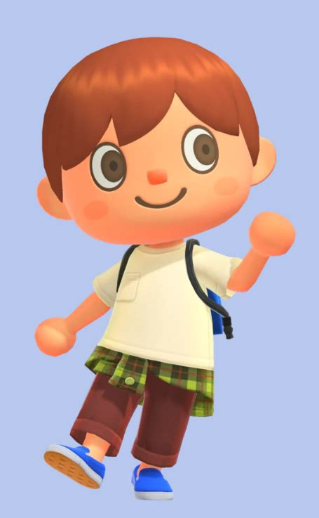 animal crossing  horizons renders released showing  characters  hairstyles