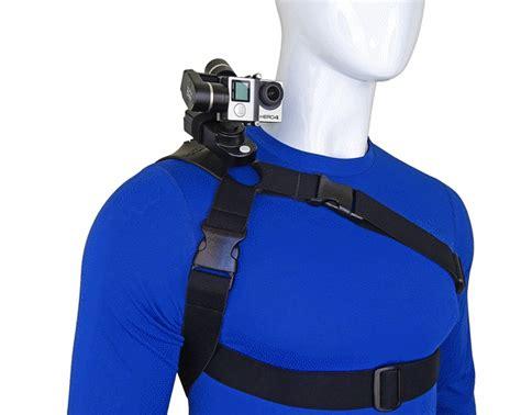 stuntman  gopro harness cool wearable