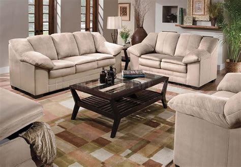 jaguar stone specially treated microfiber sofa loveseat set