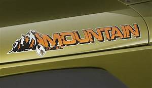product 2 jeep mountain rubicon jk hood colors sticker With kitchen cabinets lowes with honda motorcycle stickers