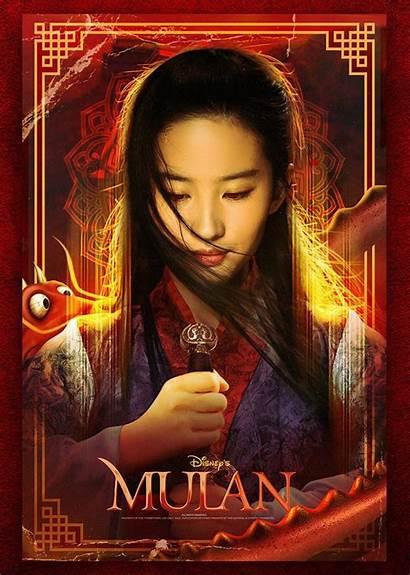 Mulan Movie Wallpapers