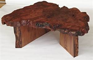 redwood burl coffee table natural edge furniture With redwood slab coffee table