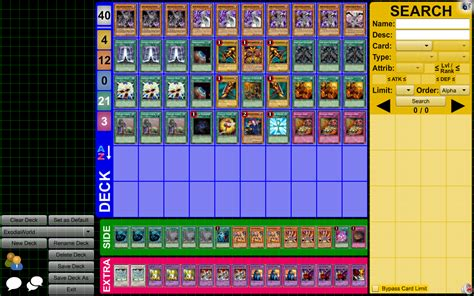 Exodia Necross Deck 2006 by Exodia Gatekeeper Of World Pojo Forums