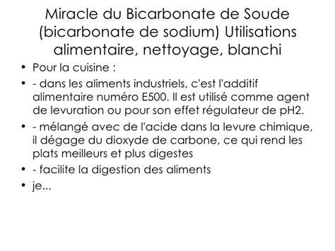 bicarbonate de soude dans la cuisine bicarbonate de soude bicarbonate soude com