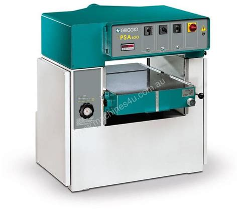 griggio psa   phase thicknessers  wetherill