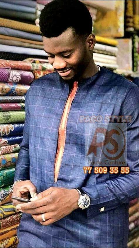 Pin by Merry Loum on Men's Fashion | African men fashion ...