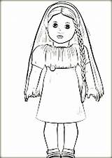 Coloring American Pages Doll Grace Chucky Native Printable Getcolorings Getdrawings Ameri Indian Colorings sketch template