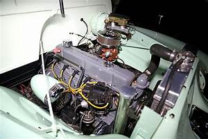 1948 Chevrolet Suburban Engine