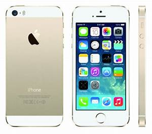 Apple Reveals New iPhone 5S & iPhone 5C