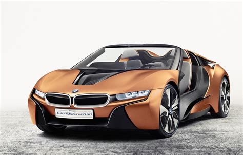 Bmw Vision by Bmw I Vision Future Interaction Concept Debuts At Ces