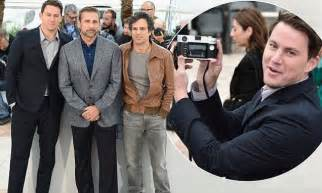 Red Carpet Clovis by Channing Tatum And Steve Carell Attend Foxcatcher Event In
