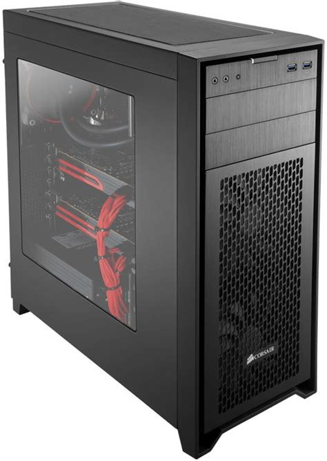 best airflow fans 2017 best mid tower pc gaming cases 2017 2018 nerd techy