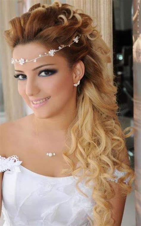 hairstyles  wedding guests long hair hairstyle