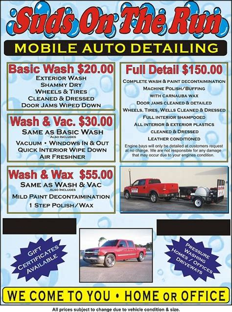 Boat Detailing Flyers by List Of Synonyms And Antonyms Of The Word Mobile