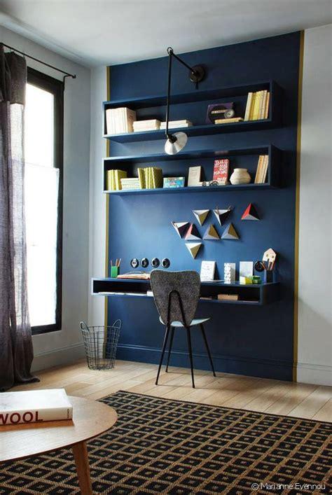 espace bureau dans salon comment aménager un coin bureau dans le salon