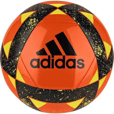 adidas ballon starlancer  orangenoirjaune www