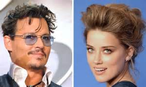 Johnny Depp engaged to wed actress Amber Heard - Home ...