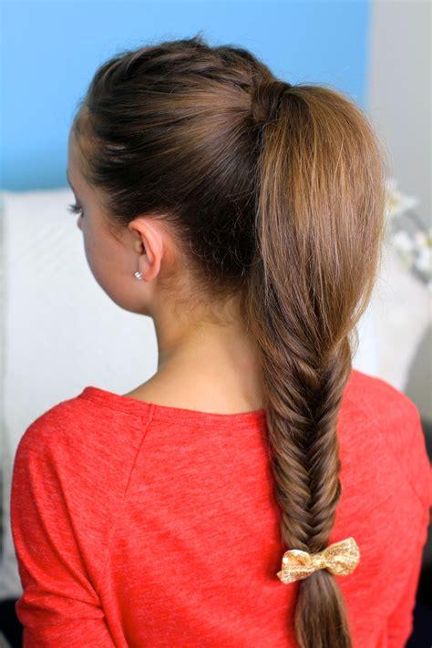 cute stylish teenage girl hairstyles