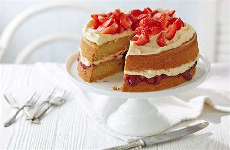 vegan victoria sponge recipe tesco real food