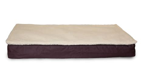 Furhaven Pet Bed by Furhaven Indoor Outdoor Deluxe Memory Foam Pet Bed Ebay