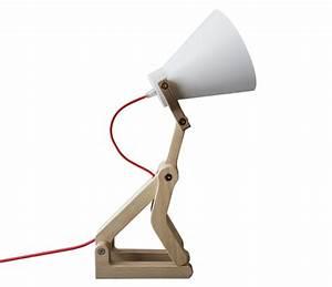 Lampe De Bureau Fille : lampe waaf structures aluminium file dans ta chambre ~ Dailycaller-alerts.com Idées de Décoration