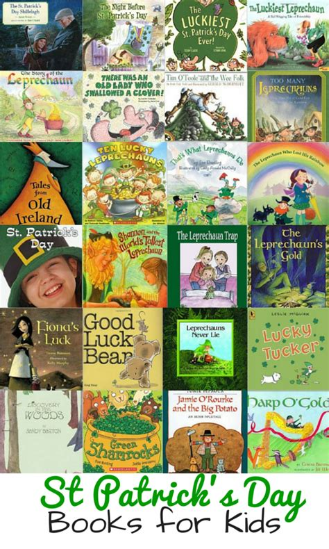our favorite st s day books for children 475 | St Patricks Day