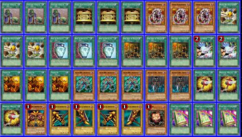 Exodia Deck List 2017 by Help Me Fix My Ftk Exodia Deck Pojo Forums