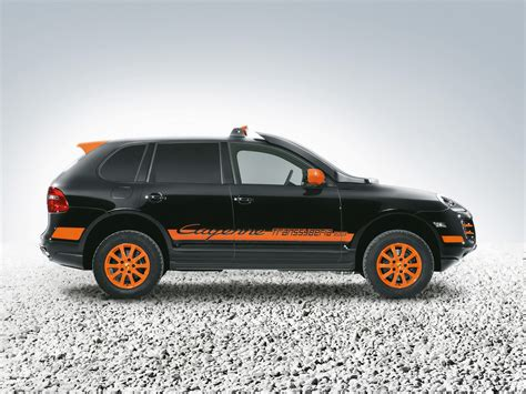 Porsche Cayenne S Transsyberia Photos 3 On Better Parts Ltd