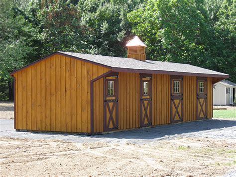shed row barns for horses barn shed construction shedrow barns
