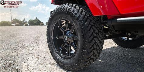 jeep wrangler fuel coupler  wheels gloss black