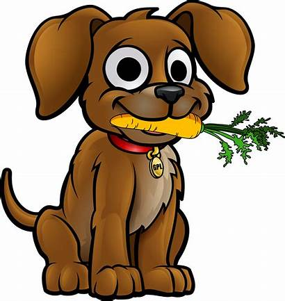 Dog Clipart Eating Dogs Treats Fetch Clip