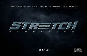 Stretch Armstrong Title Treatment - #108108