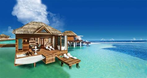 Sandals To Add More Overwater Bungalows In Jamaica