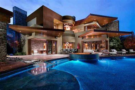 rumah impian mewah ide membangun renovasi rumah modern