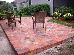 30 Vintage Patio Designs With Bricks Brick Pavers