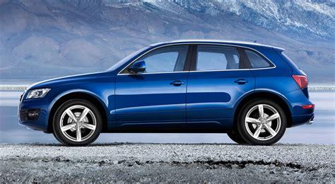 Audi Suv Q5 by 2009 Audi Q5 Suv Unveiled