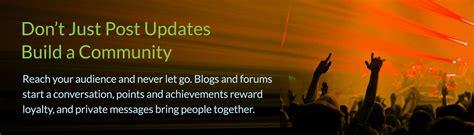 Dialogs: Community Building You Can Be a Fan Of - Dialogs.com