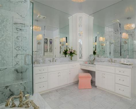 White Spa Bathroom Ideas by Best Bathroom Flooring Ideas Diy