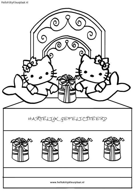 Hello Kleurplaat Cupcakes by Kleurplaat Hello Jarig Malvorlage Cupcakes