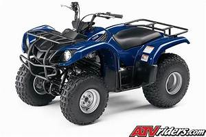 2007 Yamaha Grizzly 125 Automatic Youth Atv