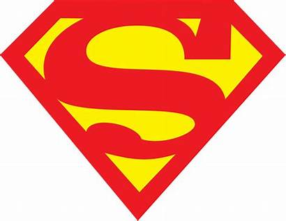 Cartoon Iconic Characters Superman Logos Famous Character