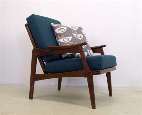 'centa' Armchair Chair Vintage Mid Century 50s 60s 70s