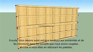comment construire une maison en palettes ventana blog With maison en palettes de bois